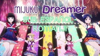 Download Mp3 Love Live! Sunshine. Aqours-「mijuku Dreamer」sub Español-romanji