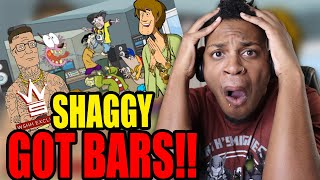 If Cartoon Characters Had Rap Careers! (ft. Hank Hill, Shaggy, Ed, Edd and Eddy & MORE) REACTION!!