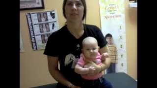 Colicky 2 month old Baby helped by Pangemanan Chiropractic Central Kentucky