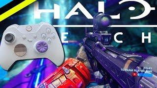 Halo Reach MCC Tips - Controller Setup, Sensitivity, Aim Assist, Strongsiding