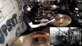 Glen Monturi - Word to the Wise (Mastodon Drum Cover)