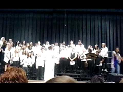 Struthers high school concert 4