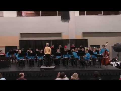 2015 11 07  Southeast Polk High School Wind Ensemble perform at Midwest Comicon