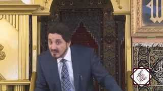 عدنان إبراهيم يرفض شعار الاسلام هو الحل