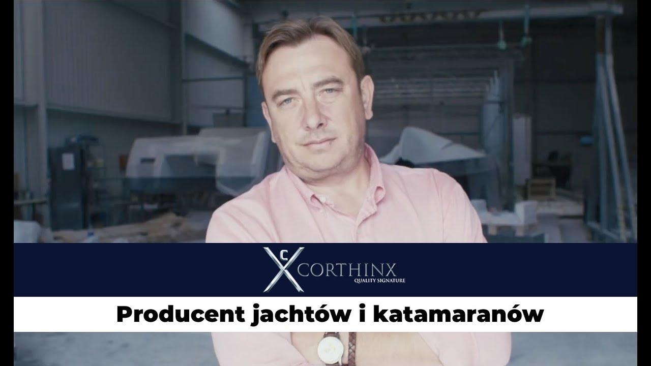 Polska Strefa Inwestycji. Firma - Corthinx - producent jachtów i katamaranów. TV