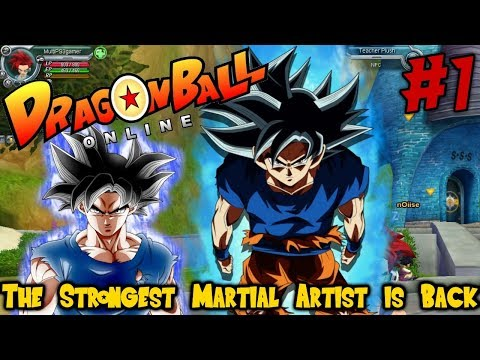 Dragon Ball Online Global Beta Release | THE LEGENDARY MARTIAL ARTIST WARRIOR IS BACK! | Episode 1
