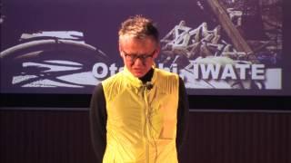 Cyberforest - a sense of globe -   Kaoru Saito   TEDxUTokyo