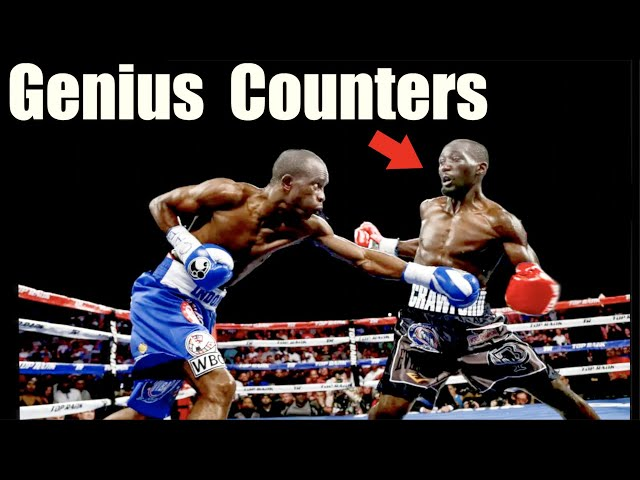 Crawford's Genius Intercepting KO's Explained - Technique Breakdown