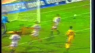 AEK-A.I.K. SOLNA 0-0 for Champions League 1999-00 part 1