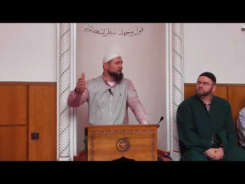 Fuad ef. Seferagić - Liječenje Kur'anom, simptomi sihra i uroka