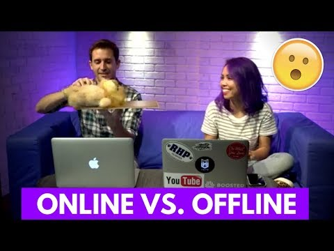 SOCIAL MEDIA ADDICTION - Finding Balance Between Online vs Offline