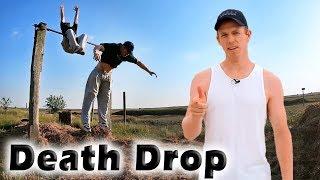 """Как научиться """"Гробик"""" за 2 тренировки (Death Drop Tutorial)"""