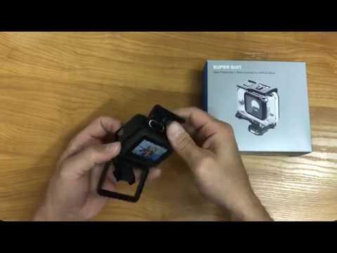 0dda345da81b Miért vegyél GoPro Hero 5 vízálló tokot? - YouTube