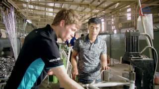 Khám phá sản phẩm Việt | Xe đạp ASAMA