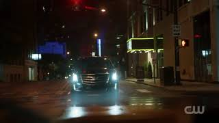 Black Lightning 1x01 Lala talks to Tobias