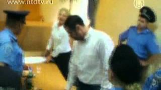 Тимошенко провела шестую ночь в СИЗО(( http://ntdtv.ru ) Бывший премьер-министр Украины Юлия Тимошенко призывает оппозицию объединить усилия, поскольку..., 2011-08-11T08:08:19.000Z)
