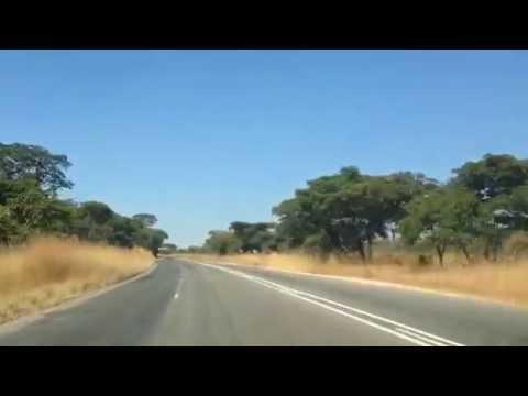 Harare-Chinhoyi Road