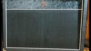 Diy 2x12 Guitar Cabinet
