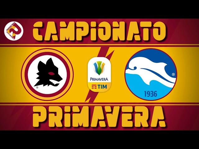 [PRIMAVERA] ROMA - PESCARA 2 - 1 - TRE PUNTI AL VOLO!