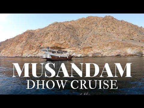 DHOW CRUISE IN DIBBA MUSANDAM | OMAN