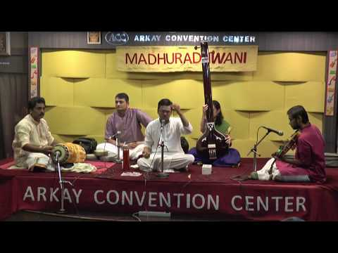 Arkay Convention Center's VII Anniversary - Saketharaman Vocal