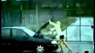 Нарезка приколов на дороге 2013. Бабы за рулем. Смешные женщины за рулем.mp4