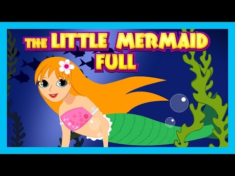 The Little Mermaid Full Movie - Kids Movie...