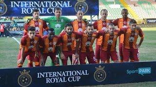 Galatasaray 6:0 Neymarın Takımı / Golleri ve Maç Özetini izle (18 Ocak 2015)