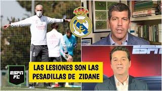 DE INFARTO Real Madrid se juega La Liga con la mente en la Champions League y El Clásico | ESPN FC