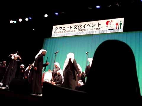 Kuwaiti National Troupe live in Japan 3