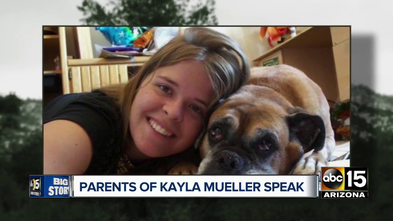Prescott's Kayla Mueller, her parents honored by President Trump in ...
