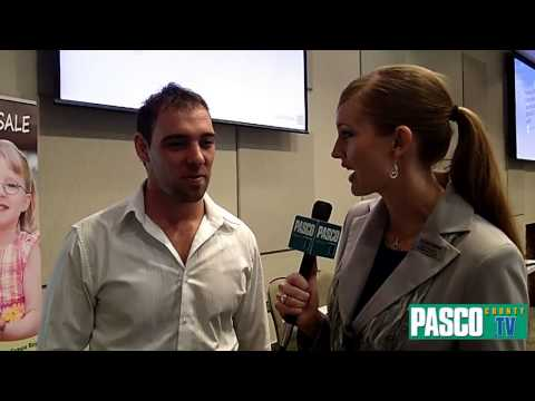 Kyle Mastronardo of Nardo's Natural and ABC's Shark Tank speaks at BizGROW 2.0