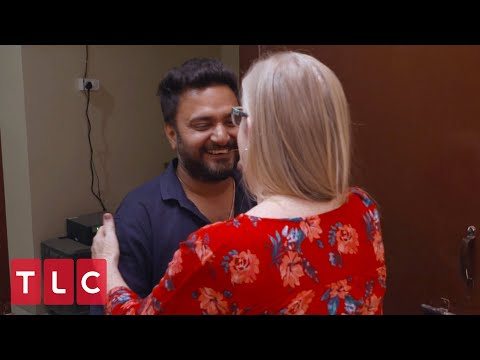 Jenny And Sumit Reunite | 90 Day Fiancé: The Other Way