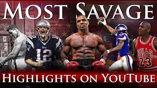 Most Savage Sports Highlights on Youtube (Volume 1)