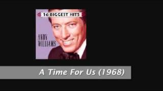 ANDY WILLIAMS - A TIME FOR US 1968