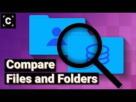 How to Compare Files and Folders with WinMerge