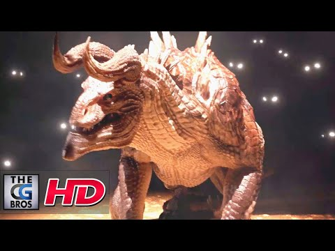 """CGI 3D Animated Short: """"Devil Take The Hindmost"""" - by Team Smoll Chonks 
