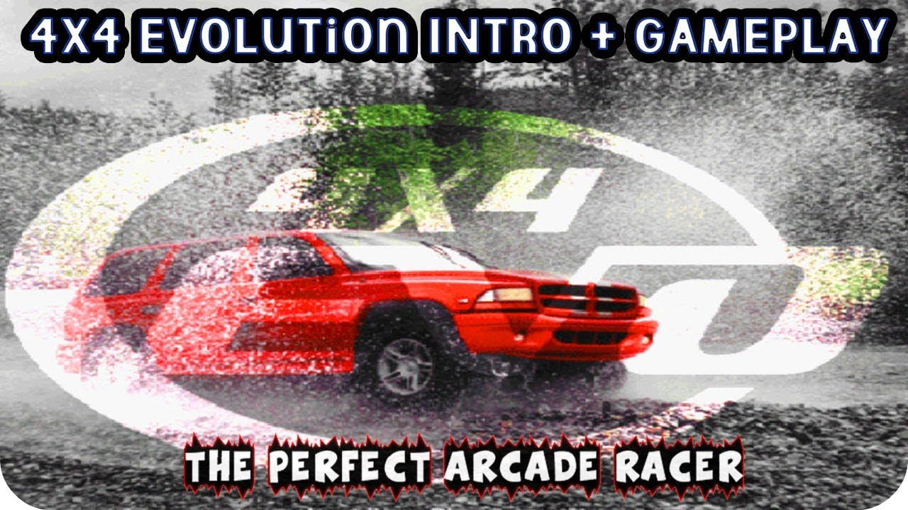 The Perfect Arcade Racer - 4x4 Evolution PS2 Gameplay + INTRO | 4K