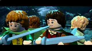 10:56 LEGO LotR *GAMEPLAY 5*