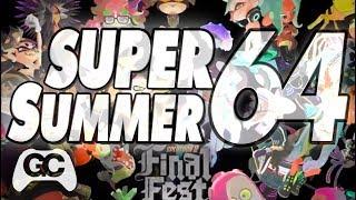 Super Summer 64 ~ Video Game Music Radio