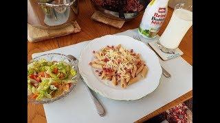 Mini Food Diary Januar - 5 Tage Essen mit dem Rosa Wölkchen