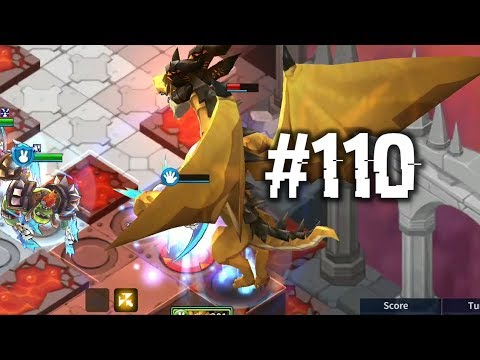ToD Floor 110 October 2017 | Fantasy War Tactics R