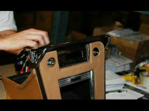 RetroSound Radio Installation in a '68 Cougar