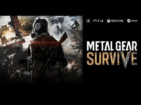 METAL GEAR SURVIVE  Beta Gameplay Impressions