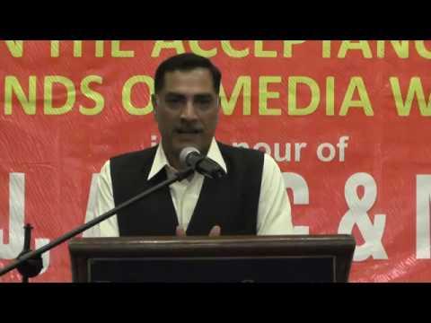 thanks day Sareena Hotel Media Lawyers Civil Society Forum Pakistan