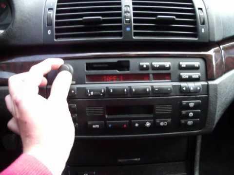 RADIO BMW BUSINESS TAPE + AUX , MP3