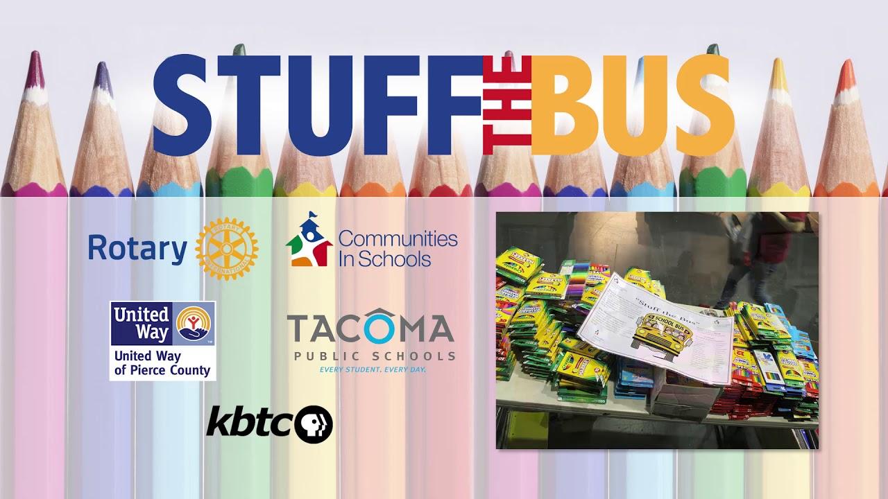 2019 Stuff the Bus School Supply Drive - News - Communities