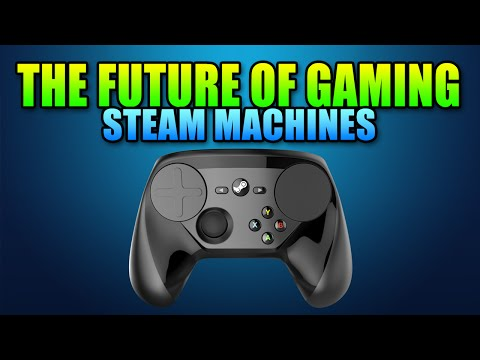 Will Valve Redefine The Gaming World With Steam Hardware? Steam Controller, Steam Machines