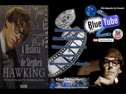 A História de Stephen Hawking O Filme (Legendado)