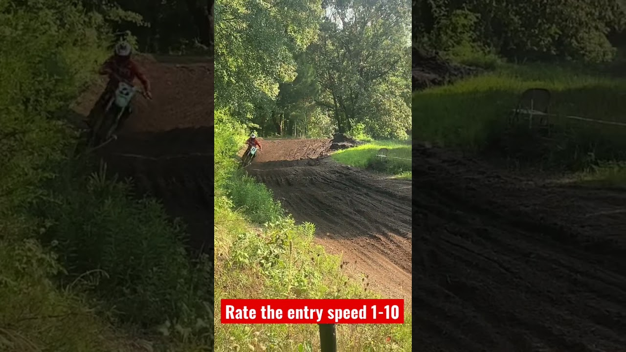 Rate the entry speed 1-10